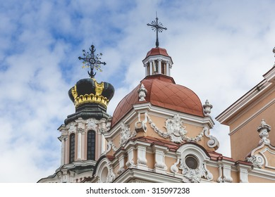 Church of St. Casimir, Vilnius, Lithuania