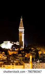 Church of St. Euphemia in Rovinj