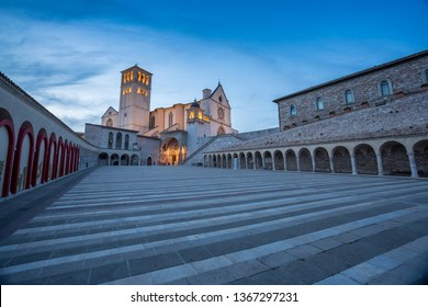 Church of St. Francis in Assisi