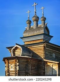 Church of St. George in Kolomenskoye, Moscow, Russia
