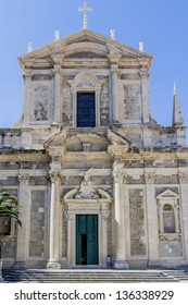 Church of St. Ignatius is a Jesuit church in Dubrovnik. Project was created by architect Ignazio Pozzo, and construction was completed in 1725
