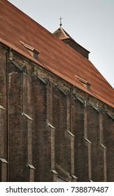 Church of St. Jadwiga in Wroclaw. Poland