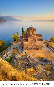 Church of St. John at Kaneo, Ohrid, Macedonia, UNESCO