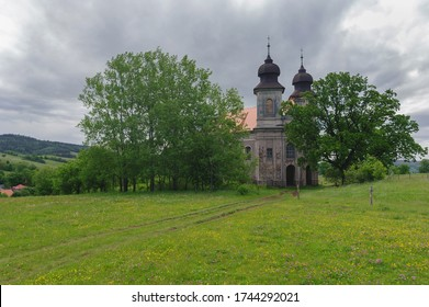 Church of St. Margaret, The Broumov Group of Churches, Czech Republic