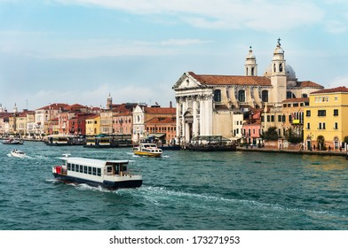 Church of St Mary of The Rosary (Sta Maria del Rosario) in Venice