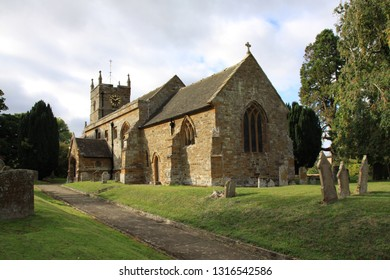 Church of St. Mary the Virgin, Farthingstone, Northamptonshire
