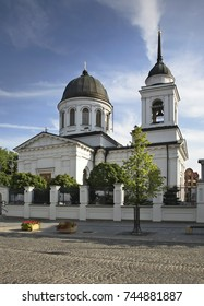 Church of St. Nicholas in Bialystok. Poland