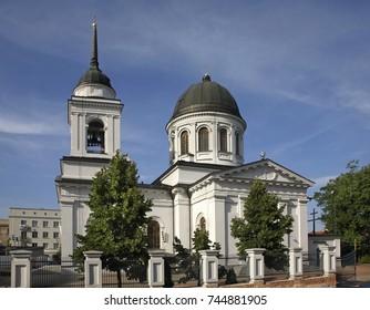 Church of St. Nicholas in Bialystok. Poland