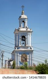 Church of St. Nicholas in Voronezh. Russia