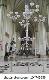 The Church of St. Olha and Elizabeth in Lviv, Ukraine. Built 1903-1911.