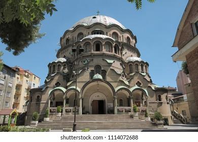 church of St. Paraskeva in Sofia, Bulgaria