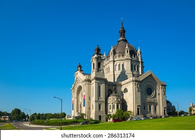 Church of St. Paul in Minnesota, USA