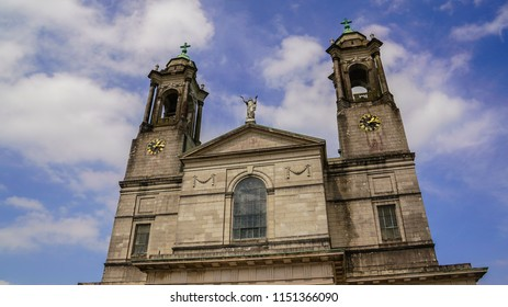 Church of St. peters and paul in Athlone ireland.