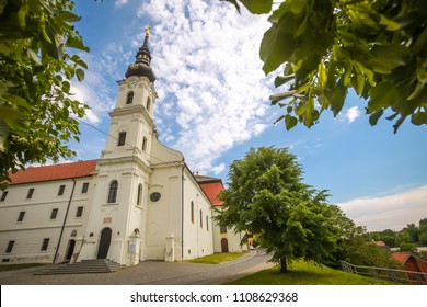Church of St. Philip and James in Vukovar, Croatia