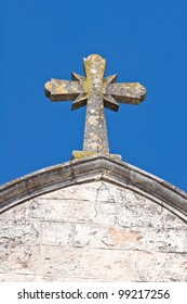 Church of St. Quirico. Cisternino. Puglia. Italy.