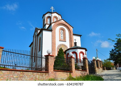 Church Of St Theodore Of Vrsac Serbia monument landmark architecture