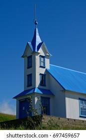Church, Stodvarfjordur, Iceland