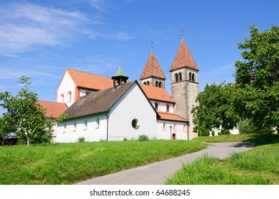 Church of St.Peter and Paul - Reichenau, Germany