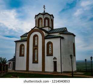 Church of St.Theodore in the city of Vrsac