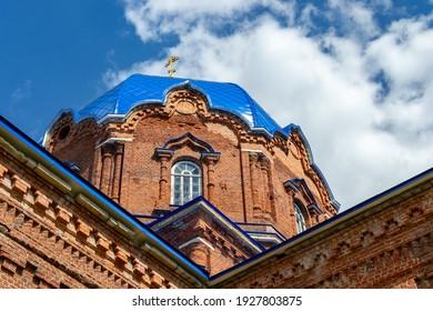 church in Studeny Khutor village - Shutterstock ID 1927803875