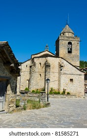 Church SXVI of Sieste.Huesca.Spain