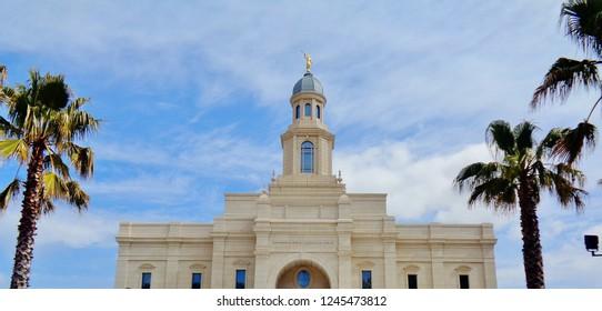 Church, Temple, Mormon