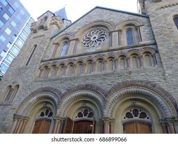 The church in Toronto