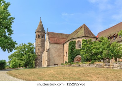 Church and Tower of the Kloster Lorch Monastery