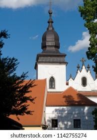 Church of Trebic Czech Republic