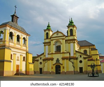 Church of Virgin Mary (Roman Catholic Cathedral), Ivano-Frankivsk, Ukraine