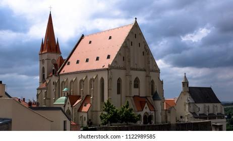 Church in Znojmo