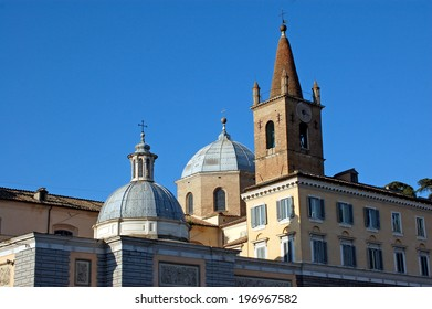 The churches of Rome - Rome - Italy