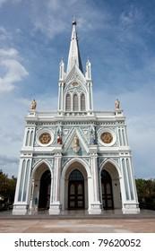 Churches-Thailand, Christianity, Church