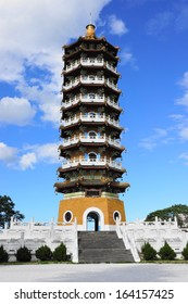 Ci En Pagoda was built by the late President Chiang Kai-shek in memory of his mother. It was completed in April 1971 .The pagoda is 46 meters tall.