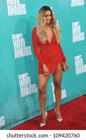 Ciara at the 2012 MTV Movie Awards at Universal Studios, Hollywood. June 4, 2012  Los Angeles, CA Picture: Paul Smith / Featureflash