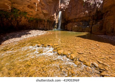 Cibecue Falls and Salt River landscapes in Arizona