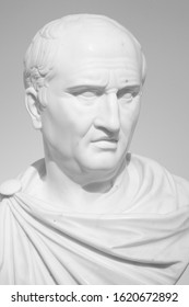 Cicero the politician, philosopher and orator mark Tullius Cicero lived in Ancient Rome. The Roman did not come from a noble family, but his oratory talent managed to reach unprecedented heights in hi