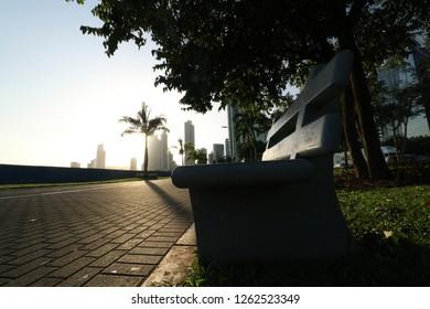Ciclovia Cinta Costera,  Panama City