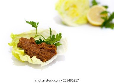 Cig Kofte - Turkish Food