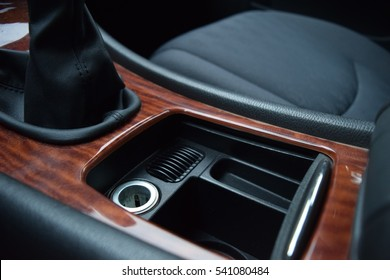 cigar lighter in a car