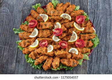 """Cigkofte (Eng. """"raw meatball""""), a meal from Turkey. Main ingredients are bulgur, onion, tomato paste, chili pepper and salt. Made with or without meat."""