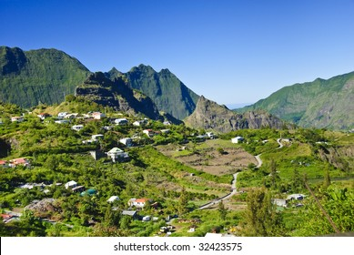 Cilaos, La Reunion Island, Indian Ocean