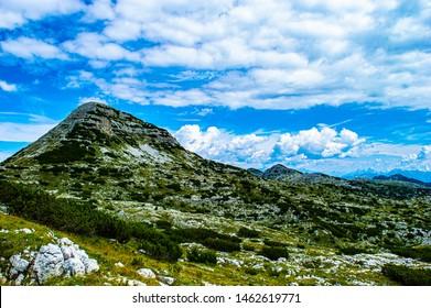 Cima dodici mountains from Bivio Italia in Asiago