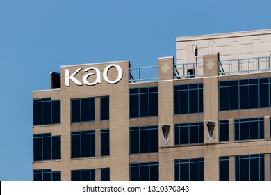 Cincinnati - Circa February 2019: Kao Corporation office. Kao Corporation is a chemical and cosmetics company