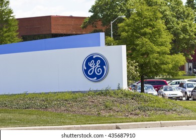 Cincinnati - Circa June 2016: General Electric Aviation Facility. GE Aviation is a Manufacturer of GE90 and LEAP Jet Engines IV