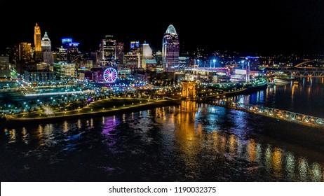 A Cincinnati Night