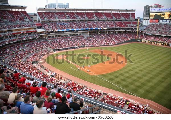 Cincinnati Reds baseball game