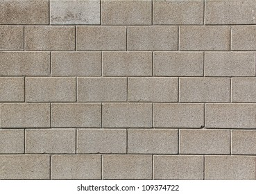 Cinder block wall background and texture for your needs.