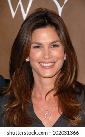 """Cindy Crawford at a celebration of Jerry Weintraub's New Book """"When I Stop Talking You'll Know I'm Dead,"""" Barney's New  York, Beverly Hills, CA. 05-18-10"""