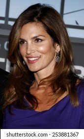 """Cindy Crawford at the Los Angeles Premiere of """"Up In The Air"""" held at the Mann Village Theater in Westwood, California, United States on November 30, 2009."""